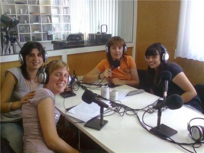 EXPERIENCIA EN LA RADIO